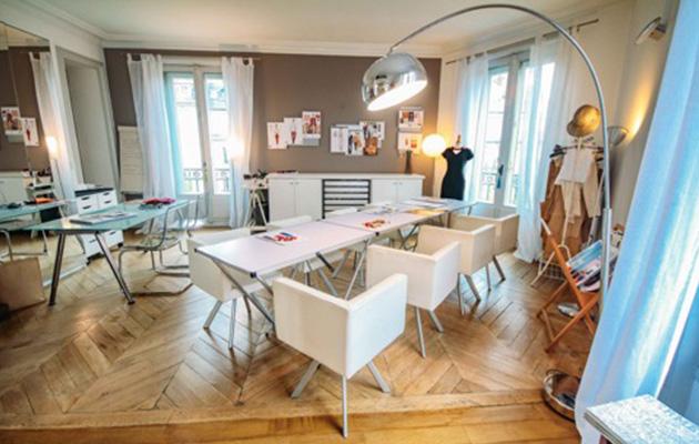 showroom-studio-de-création-Terre & Ciel Studio à Paris
